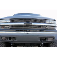2003 Chevrolet Suburban 6Pc Combo Billet Grille Kit