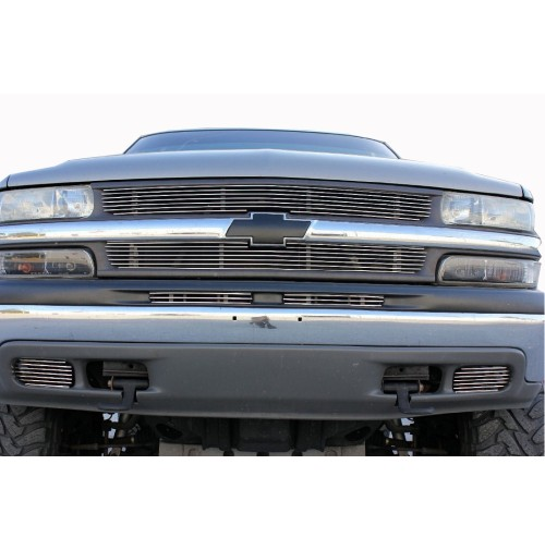 1999 Chevrolet Silverado 1500 6Pc Combo Billet Grille Kit