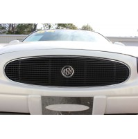 2000 Buick Lesabre 1Pc Upper Overlay Billet Grille With Cutout