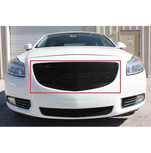 2014 Buick Regal 1Pc Upper Replacement Billet Grille Kit