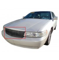 2001 Cadillac Seville 1Pc Upper Replacement Billet Grille