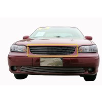 2001 Chevrolet Malibu 1Pc Upper Replacement Billet Grille
