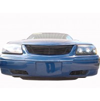 2003 Chevrolet Impala 3Pc Replacement Combo Billet Grille Kit