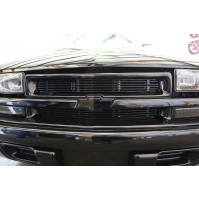 2003 Chevrolet Blazer 2Pc Upper Overlay Billet Grille Kit