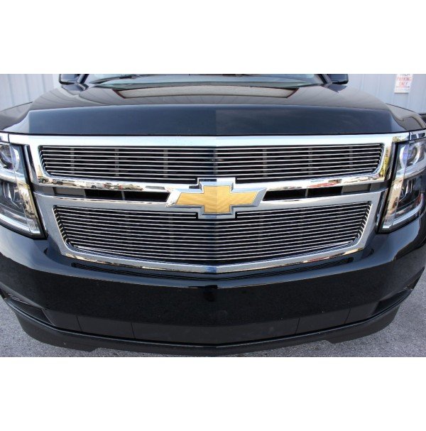 2019 Chevrolet Tahoe 4Pc Billet Grille Kit