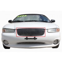 2000 Chrysler Sebring 1Pc Upper Replacement Billet Grille