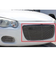 2005 Chrysler Sebring 1Pc Upper Replacement Billet Grille