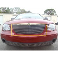 2007 Chrysler Pacifica 1Pc Upper Replacement Billet Grille