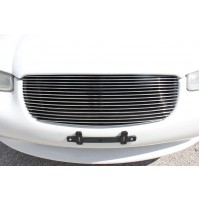 1996 Chrysler Sebring 2Pc Replacement Combo Billet Grille Kit