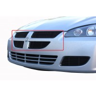 2003 Dodge Stratus Sxt 4Pc Upper Overlay Billet Grille Kit