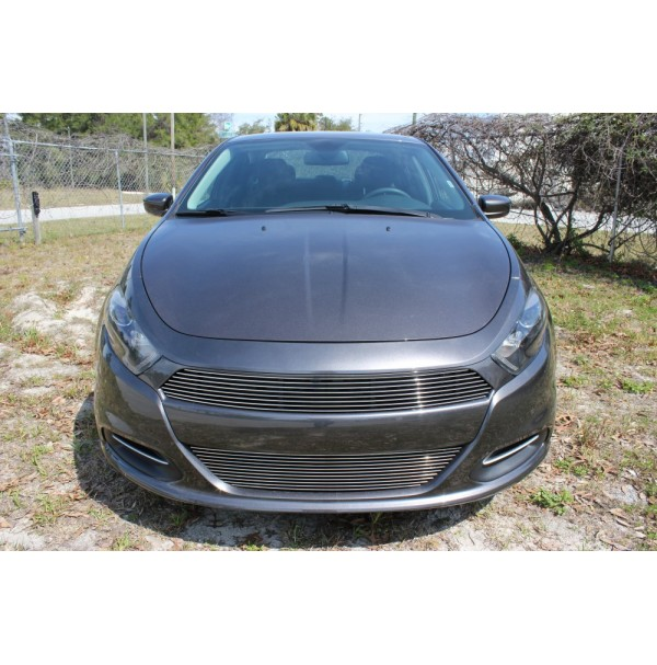 2013 Dodge Dart 2Pc Billet Grille Kit