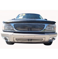 1995 Ford Explorer 2Pc Replacement Combo Billet Grille Kit