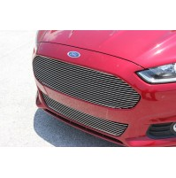 2016 Ford Fusion 1Pc Upper Replacement Billet Grille Kit