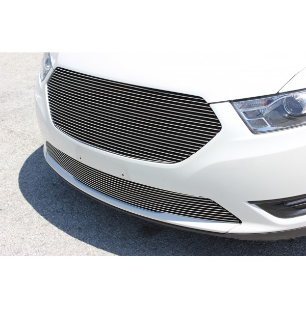 2013 Ford Taurus 2Pc Replacement Billet Grille Kit