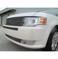 2010 Ford Flex 3Pc Replacement Combo Billet Grille Kit