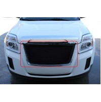 2011 Gmc Terrain 1Pc On Upper Replacement Mesh Grille