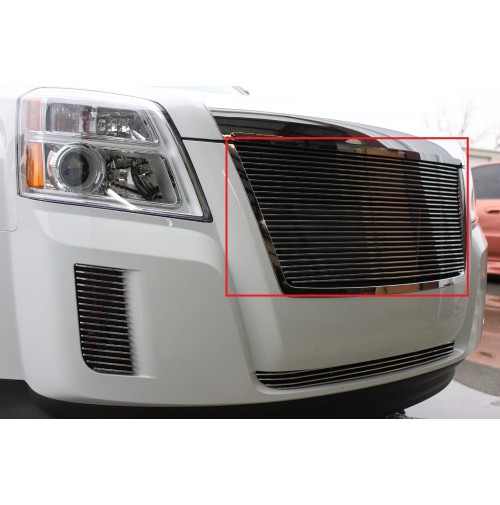 2011 Gmc Terrain 1Pc Replacement Upper Billet Grille Kit