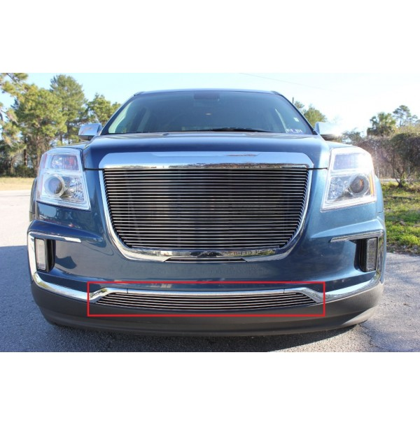 2017 Gmc Terrain 1Pc Bumper Billet Grille Kit