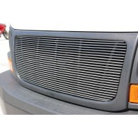 2003 Gmc Savana 1Pc Overlay Billet Grille Without Cutout