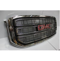 2015 Gmc Yukon 4Pc Overlay Billet Grille Kit