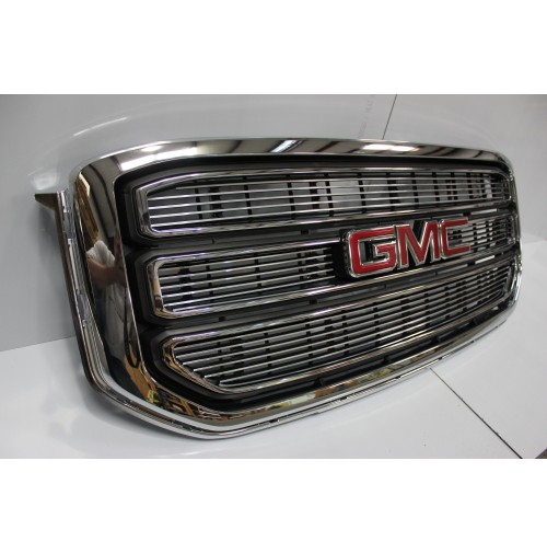 2019 Gmc Yukon XL 4Pc Overlay Billet Grille Kit
