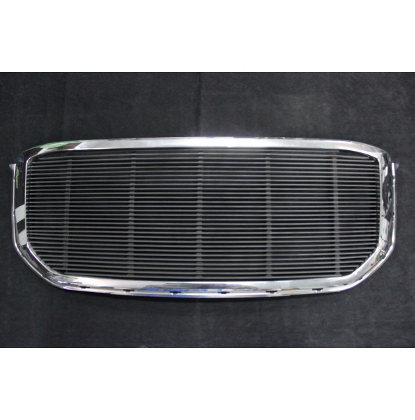 2016 Gmc Yukon Xl 1Pc Upper Replacement/Insert Billet Grille