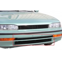 1993 Honda Accord 2Pc Bumper Billet Grille Kit