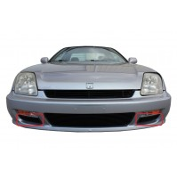 1997 Honda Prelude 2Pc Bumper Accent Billet Grille Kit
