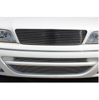 1996 Infiniti I30 3Pc Replacement Combo Billet Grille Kit