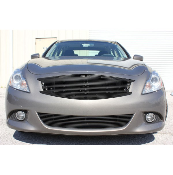 2012 Infiniti G37 4Dr 2Pc Replacement Combo Billet Grille