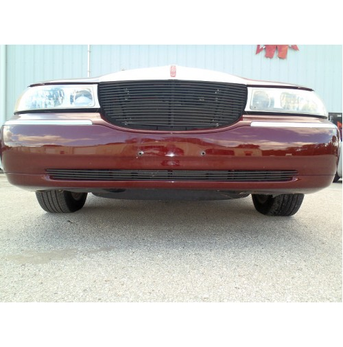 1998 Lincoln Town Car 2pc Replacement Combo Billet Grille Kit