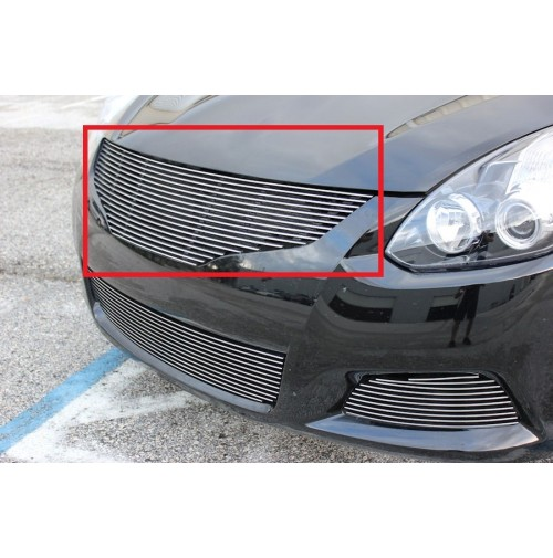 2014 Nissan Altima 2dr Coupe 1pc Upper Replacement Billet Grille