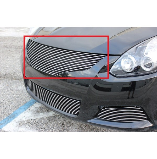2012 Nissan Altima Coupe 2Dr 1Pc Upper Billet Grille Kit