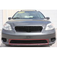 2003 Toyota Matrix 1Pc Bumper Billet Grille Kit