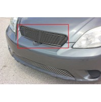 2003 Toyota Matrix 1Pc Upper Replacement Billet Grille Kit