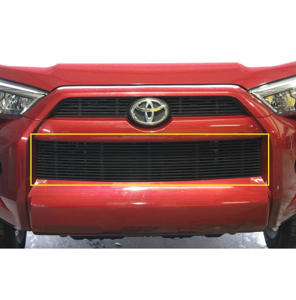 2017 Toyota 4Runner 1Pc Bumper Billet Grille 4 Runner