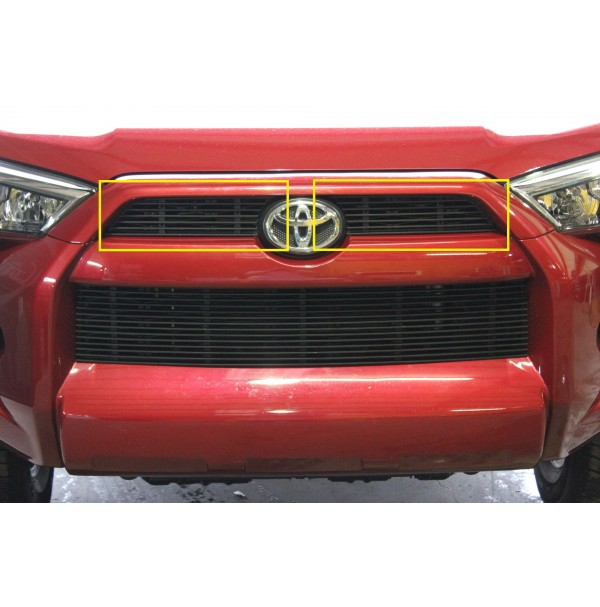 2017 Toyota 4Runner 2Pc Upper Billet Grille 4 Runner