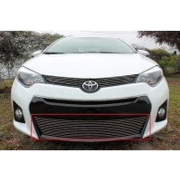 2016 Toyota Corolla S 1Pc Bumper Billet Grille Kit
