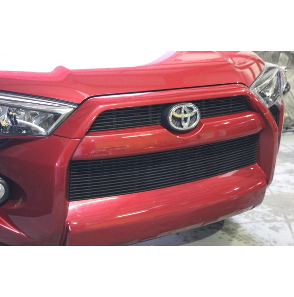 2016 Toyota 4Runner 3Pc Upper & Bumper Billet Grille 4 Runner