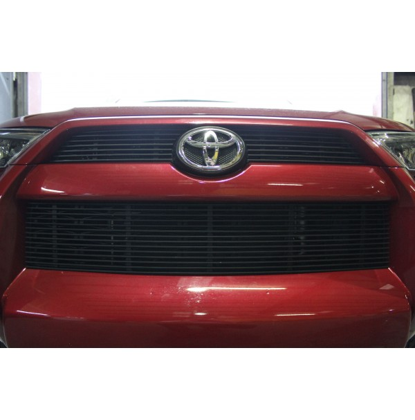 2017 Toyota 4Runner 3Pc Upper & Bumper Billet Grille 4 Runner